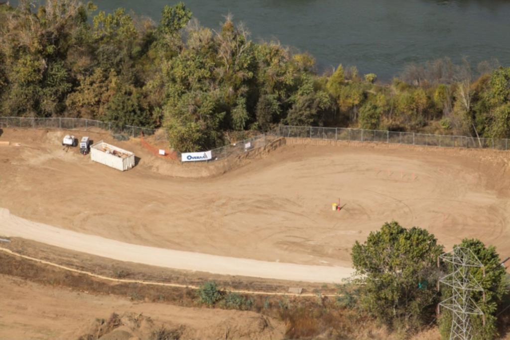 Site Benching/Excavation