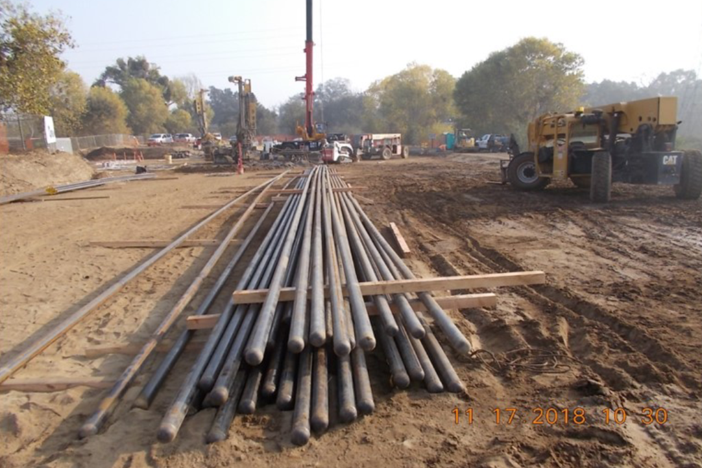90 Foot Long Freeze Pipes Ready for Installation